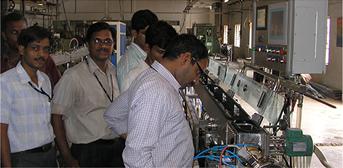 Establecimiento del departamento de Diseño y Construcción de líneas de producción de mangueras de goteo.